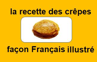 Faire des crêpes – la recette façon le Français illustré