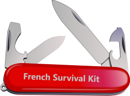 French Survival Kit