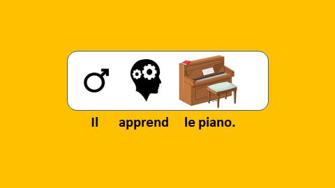 André a un piano – vidéo 209