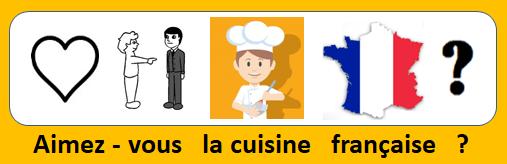 Aimez-vous la cuisine française ?