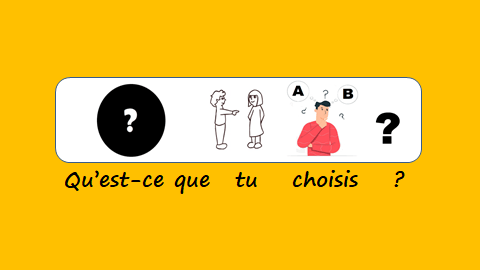 Learn French : how to say that you like, you love or you prefer