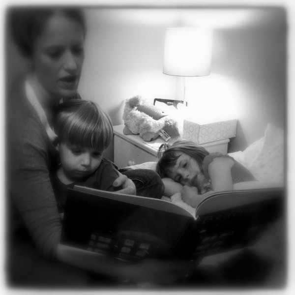 What I'm Reading… With My Kids!