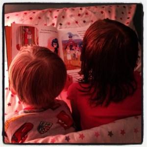 bedtime reading