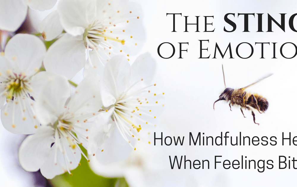 The Sting of Emotion: How Mindfulness Can Help When Feelings Bite
