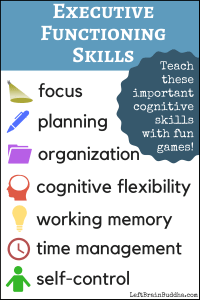 10 Fun Activities That Teach Executive Functioning to Kids and Teens