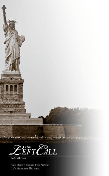 Left Call - liberty logo