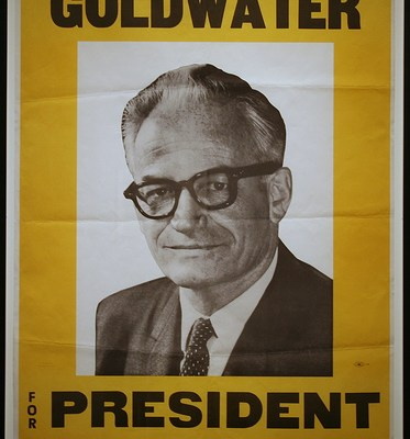 Goldwater for President - Barry Goldwater - photo by Cliffords Photography