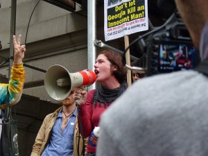 Occupy Wall Street - Bowling Green - Sept. 17 - photo by Carwil Bjork-James