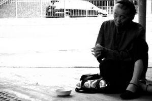 luxury / poverty - photo by Carmen Kong