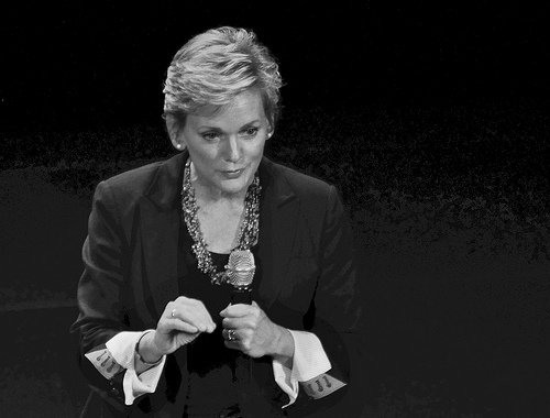 Jennifer Granholm - photo by Dan Bruell