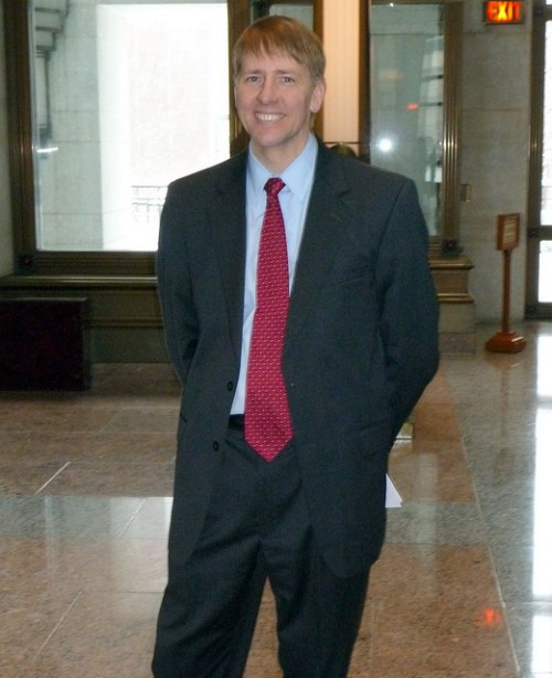 Richard Cordray - photo by ProgressOhio