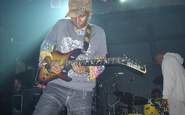 Vernon Reid - Living Colour - photo by Mario