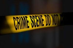 Crime Scene Tape - photo by Brandon Anderson