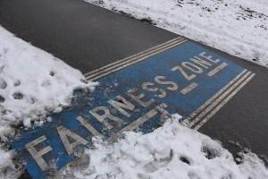 Fairness Zone - photo by Robert Steinhoefel