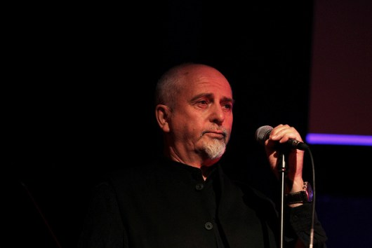 Peter Gabriel - photo by Skoll World Forum