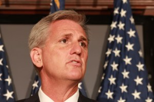 House Majority Whip Kevin McCarthy (R-CA)