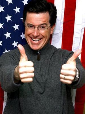 Stephen Colbert - photo by methodshop.com