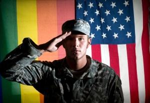 ROTC DADT - photo by Matt Radick