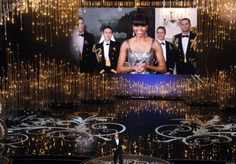 First Lady Michelle Obama - 85th Annual Academy Awards