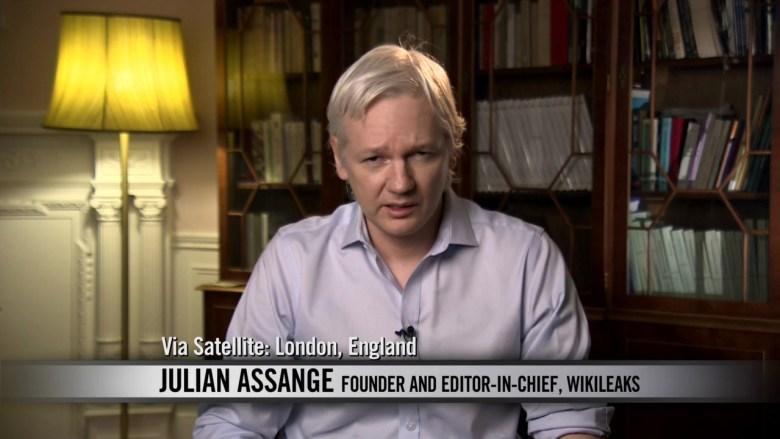 Julian Assange (WikiLeaks) interview - Real Time with Bill Maher