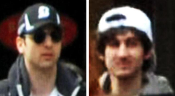 Boston Marathon Suspects - Chechen brothers