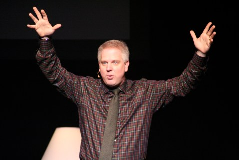Glenn Beck - photo by Kevin Trotman