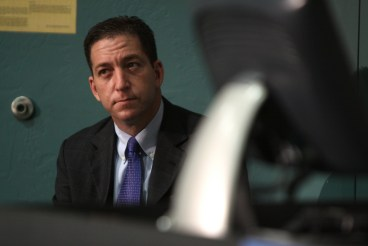Glenn Greenwald - photo by Gage Skidmore