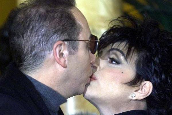 Liza Minnelli & David Gest