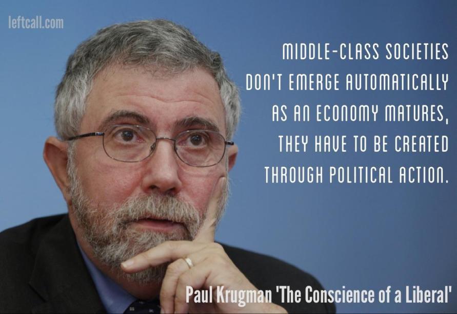paul-krugman-middle-class-societies-quote
