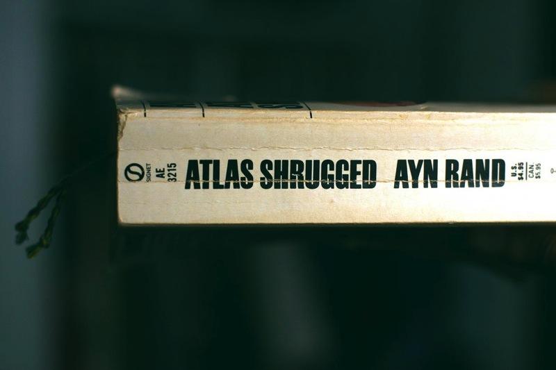 Atlas shrugged ayn rand