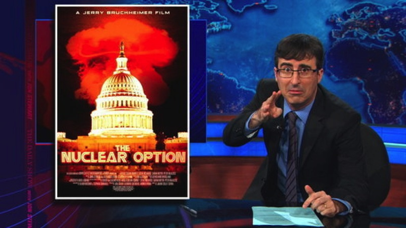 Filibuster reform the nuclear option
