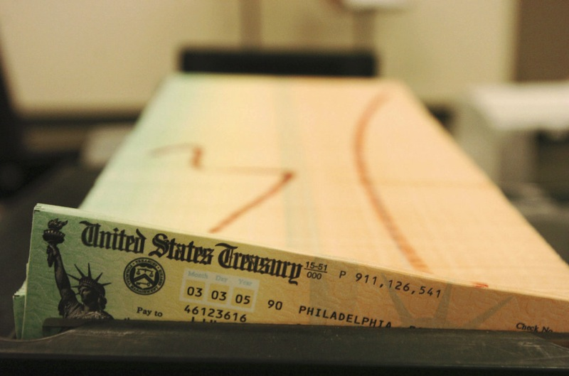 Social security united states treasury