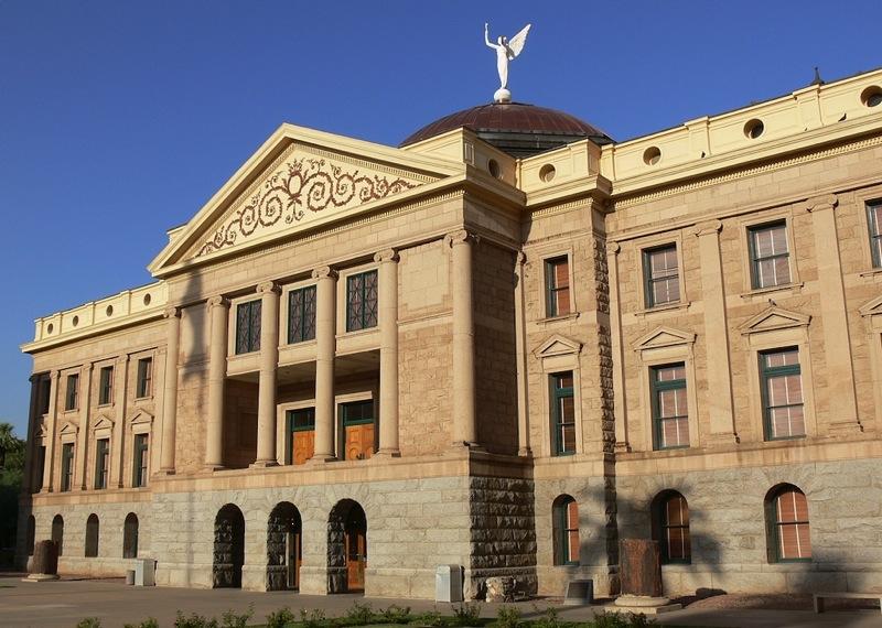 Az state capitol building