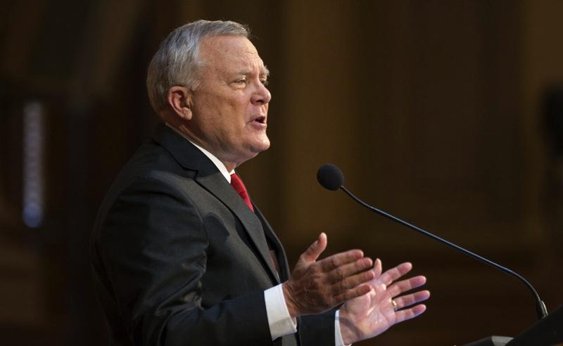 Georgia Governor Nathan Deal