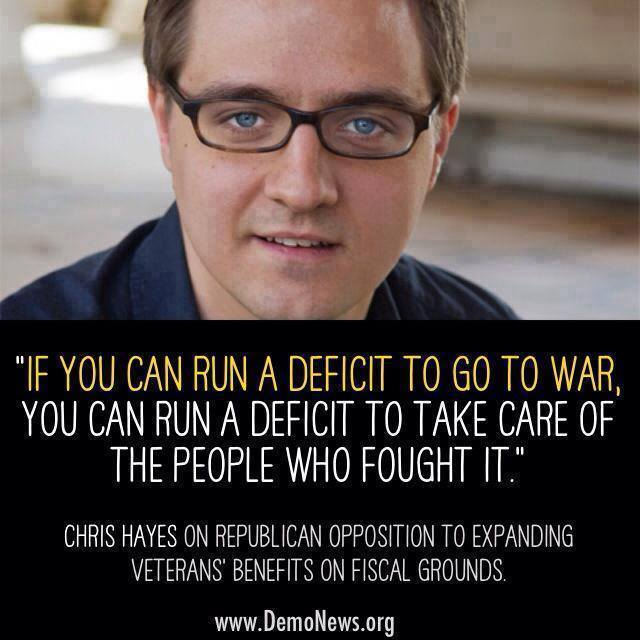 chris-hayes-deficit-spending-for-war-quote