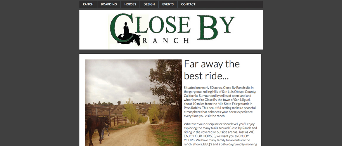 Close By Ranch