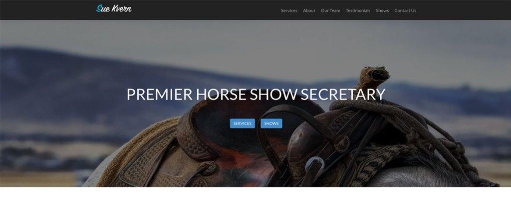 Horse Show Secretary