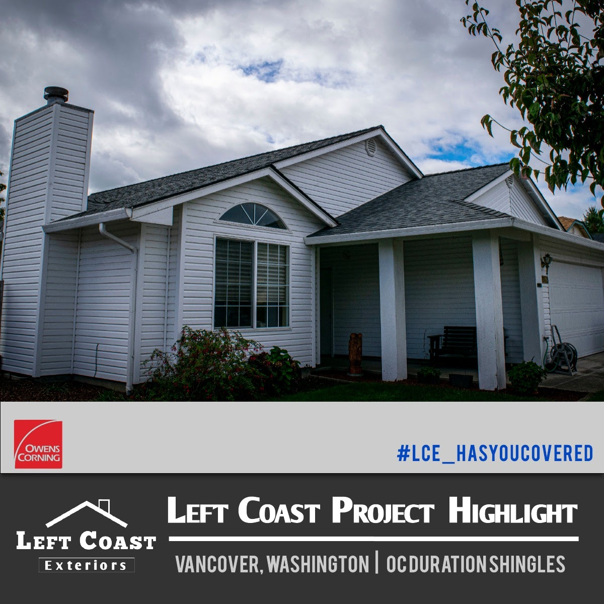 Left Coast Exteriors Roofing, Siding and Window Services