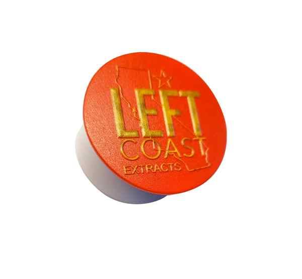 Left Coast Extracts | Left Coast Popsocket | Red