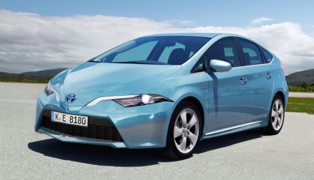 Toyota Prius. Plug-in hybrid. 95 MPGe on battery. 50 MPG on gas. 11 mile range on battery only.