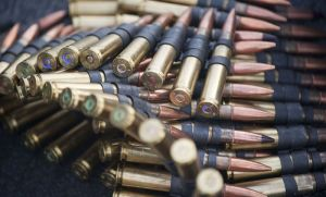 Ammunition Regulation