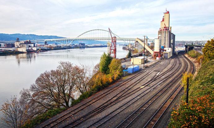 Portland rail
