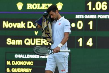 Djokovic Querry