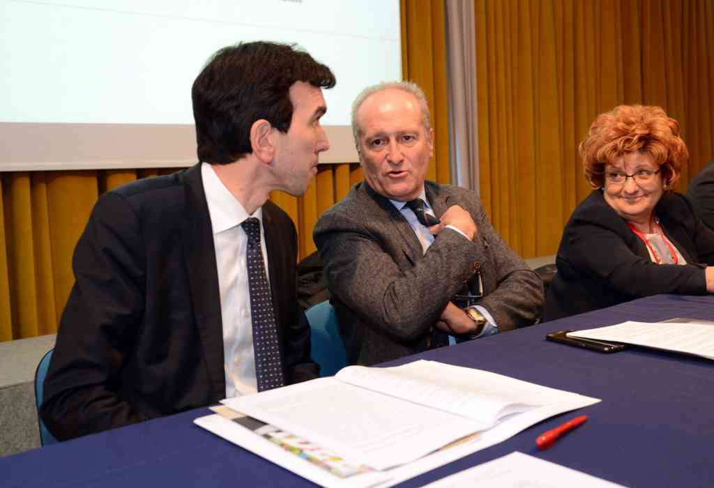 Assemblea annuale Legacoop Romagna8 22-02-16