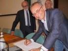 Riziero Santi, vicepresidente della Provincia di Rimini