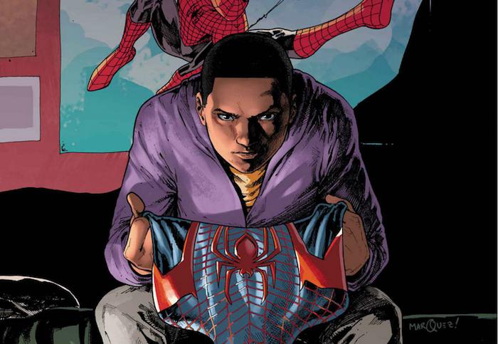 Miles Morales: A Spider-Man Novel