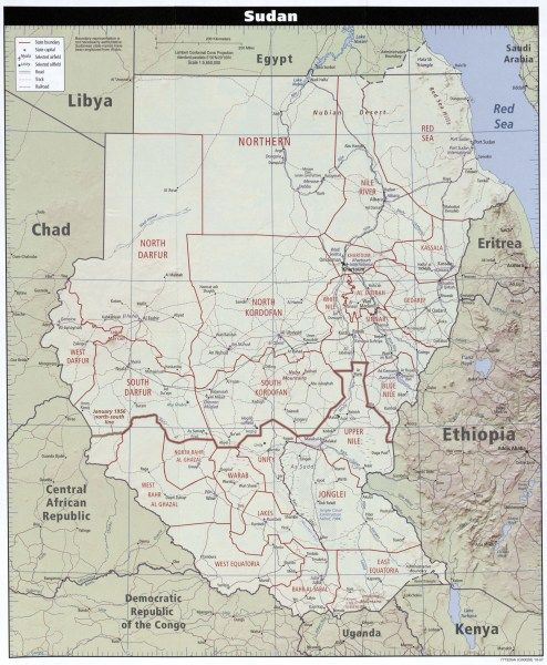 Sudan political map edi maps full hd maps hiding map south sudan political map world video defocuses showing hiding map stock video south sudan maps perry casta eda map collection ut library gumiabroncs Choice Image