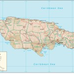 Jamaica Maps Perry Castaneda Map Collection Ut Library Online