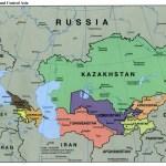 Uzbekistan Maps Perry Castaneda Map Collection Ut Library Online