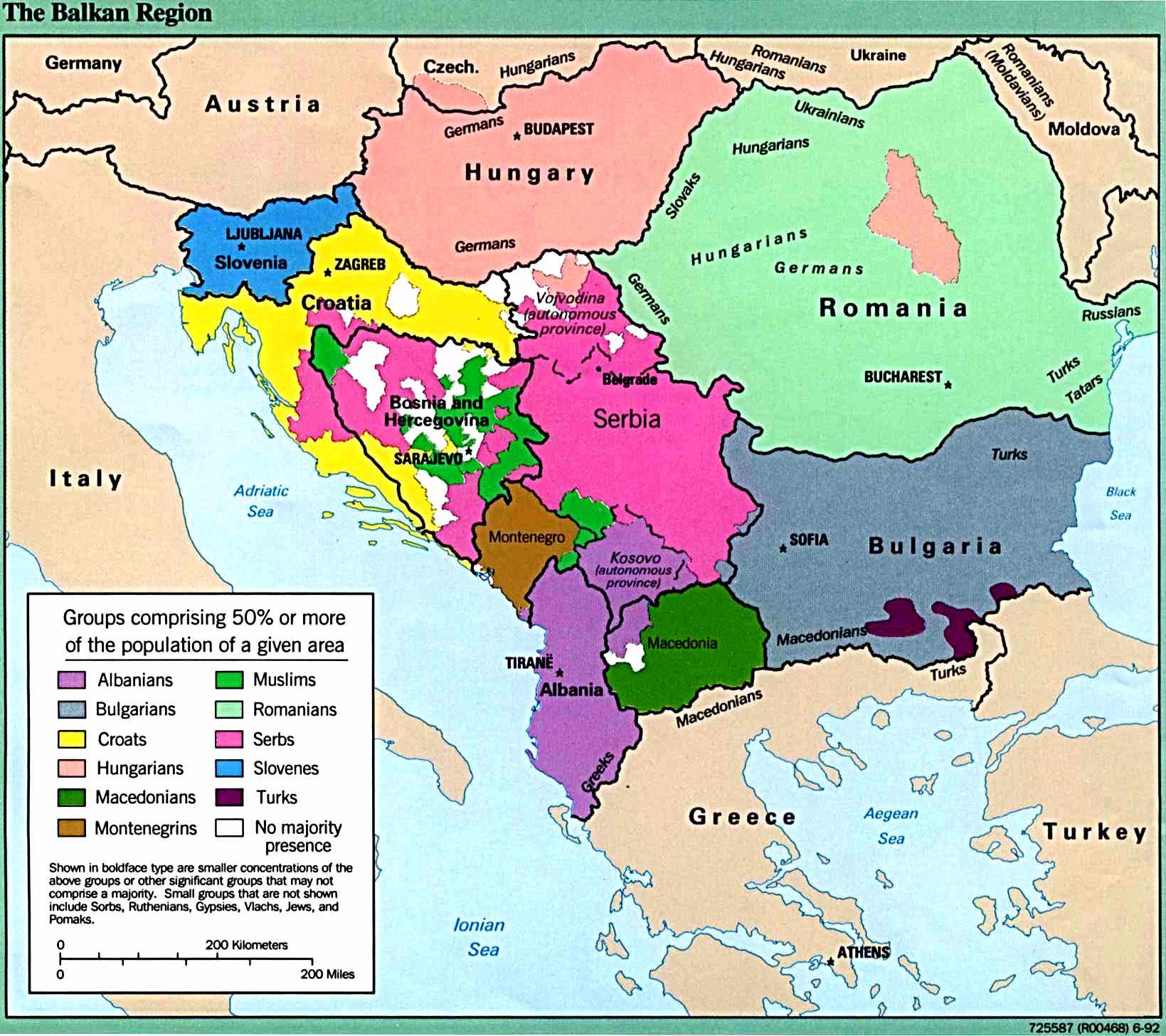 Index Of Maps Europe